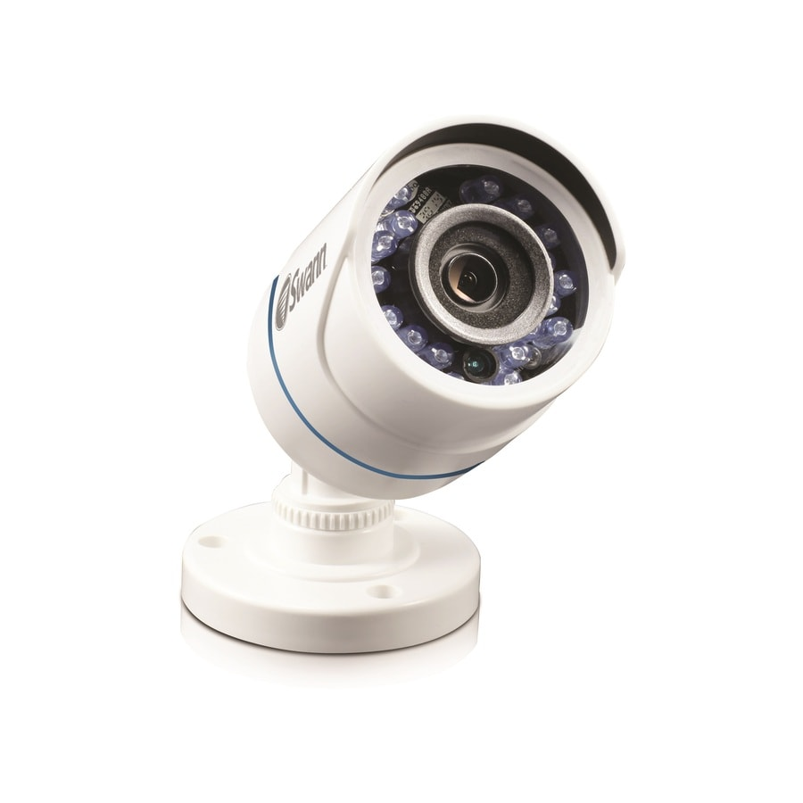 Shop swann power source interior exterior simulated for Interior home security cameras