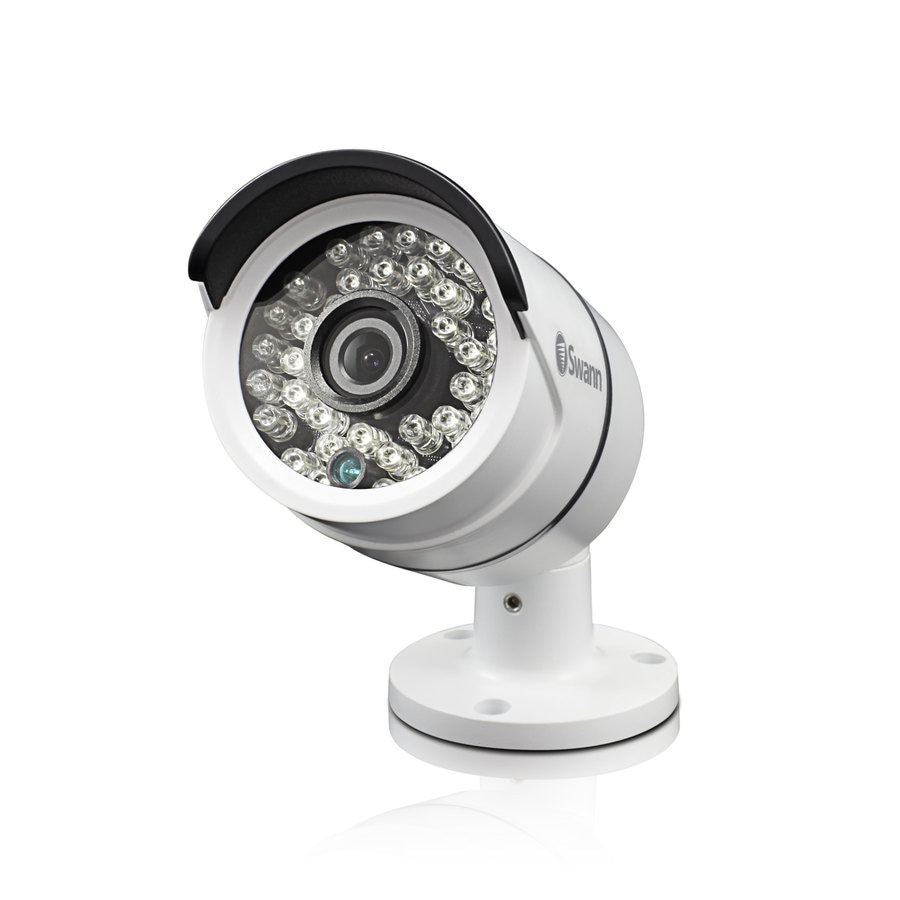 Swann Pro Analog Wired Indoor or Outdoor Security Camera with Night Vision