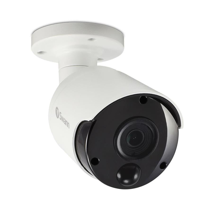 Swann 4k PIR Camera Digital Wired Outdoor Security Camera with Night
