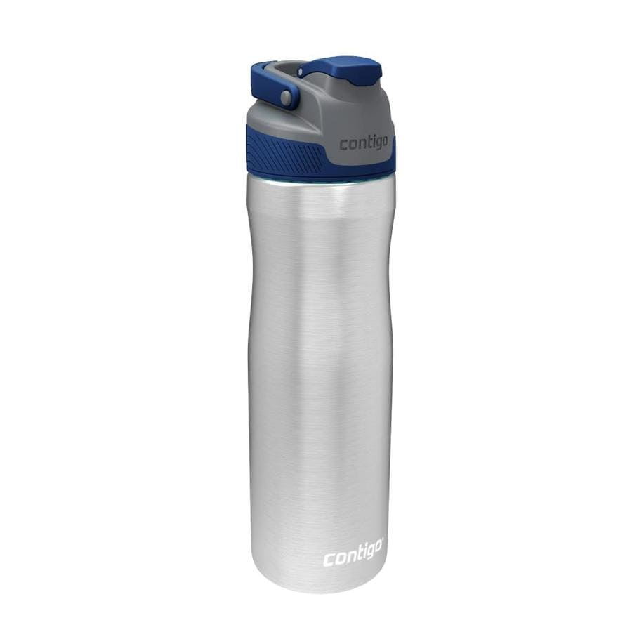 Contigo AutoSeal Chill Monaco 24-fl oz Stainless Steel Water Bottle