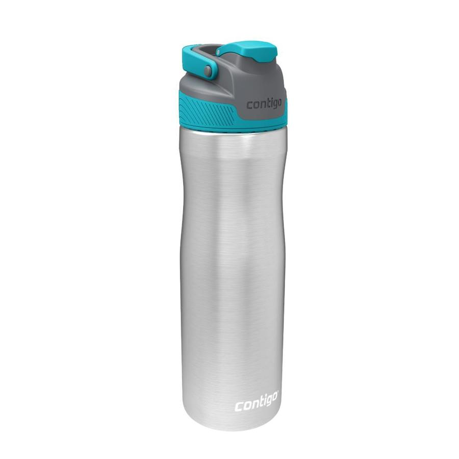 092e23c5e7 Contigo AutoSeal Chill Scuba 24-fl oz Stainless Steel Water Bottle ...