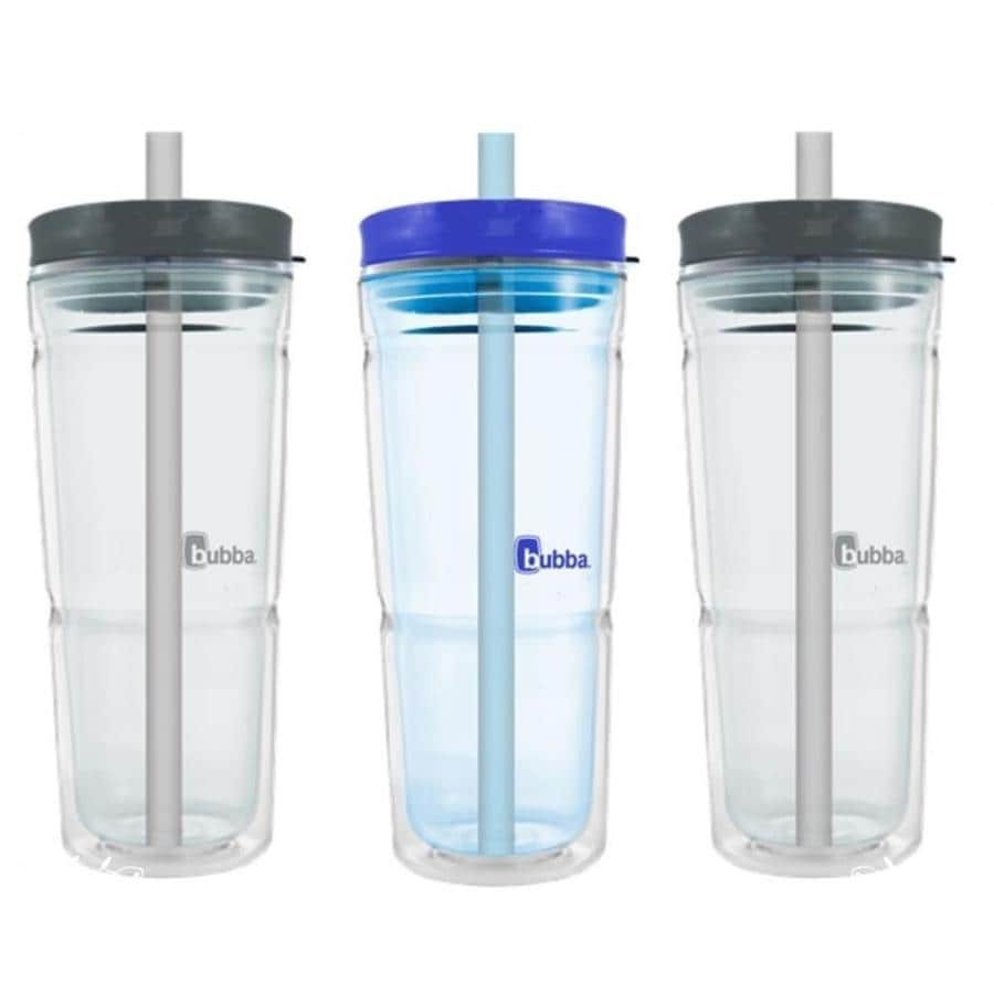 bubba 24-oz 3-pack Envy Tumbler with Straw