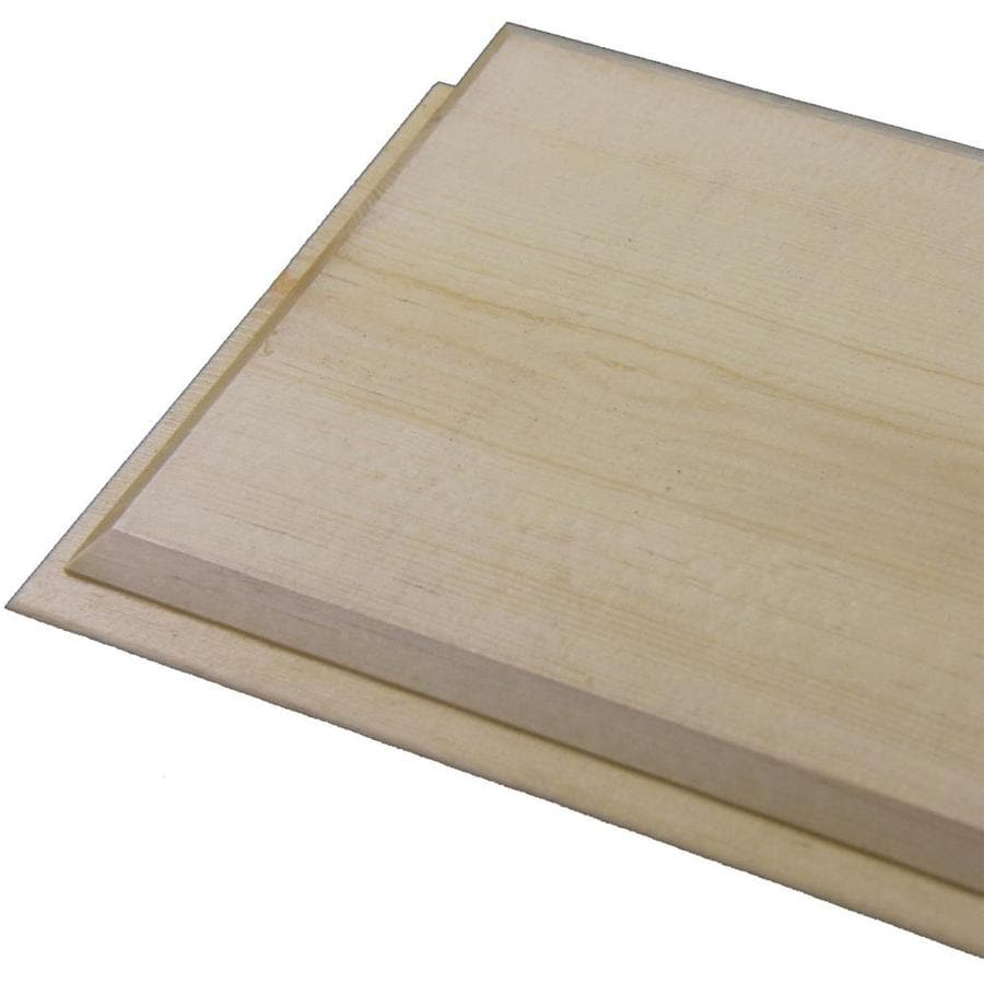 Woodtone (Common: 1-in x 6-in; Actual: 0.75-in x 5.5-in x 10-ft) Tongue and Groove Pattern Stock Prefinished Pine Board