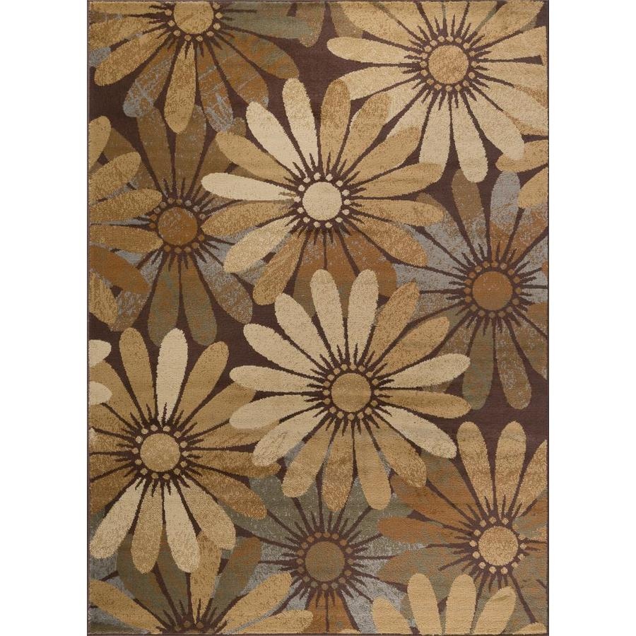 Tayse Elegance Rectangular Indoor Machine-Made Area Rug (Common: 9 x 12; Actual: 9.25-ft W x 12.5-ft L)