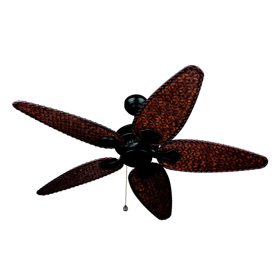 Harbor Breeze Southlake 52-in Bronze Downrod Mount Ceiling Fan ENERGY STAR