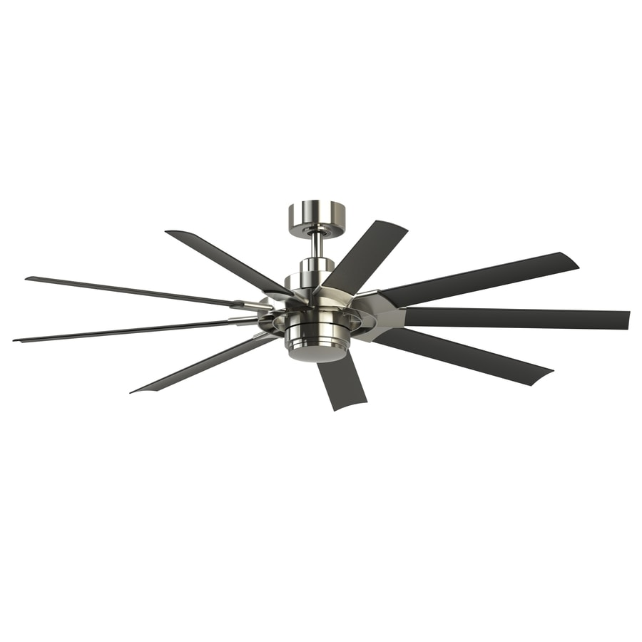 fans light contemporary fan modern inch design with ceiling lights