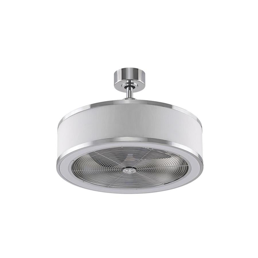 Fanimation Studio Collection Ringaire 23 In Chrome Led