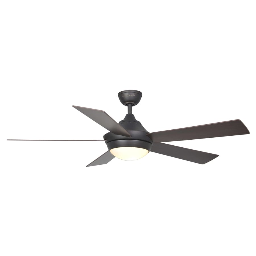 Harbor Breeze 52 In Portes Aged Bronze Ceiling Fan With