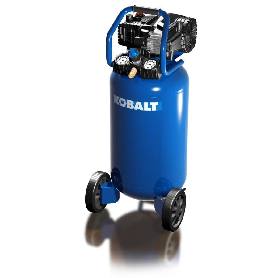 Kobalt 11 Gallon Portable Electric Vertical Air Compressor