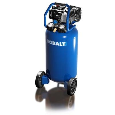 Electric Air Compressor >> 11 Gallon Single Stage Portable Electric Vertical Air Compressor