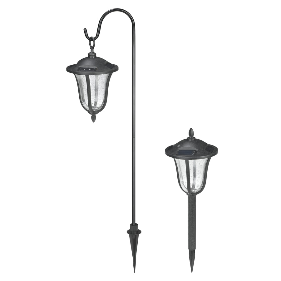 Portfolio Landscape Lighting Stakes : Portfolio light aged bronze led path kit at