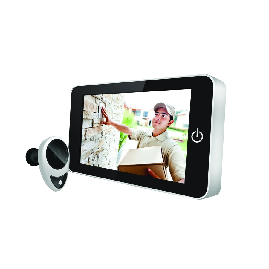 Maximus Silver Video Doorbell Kit