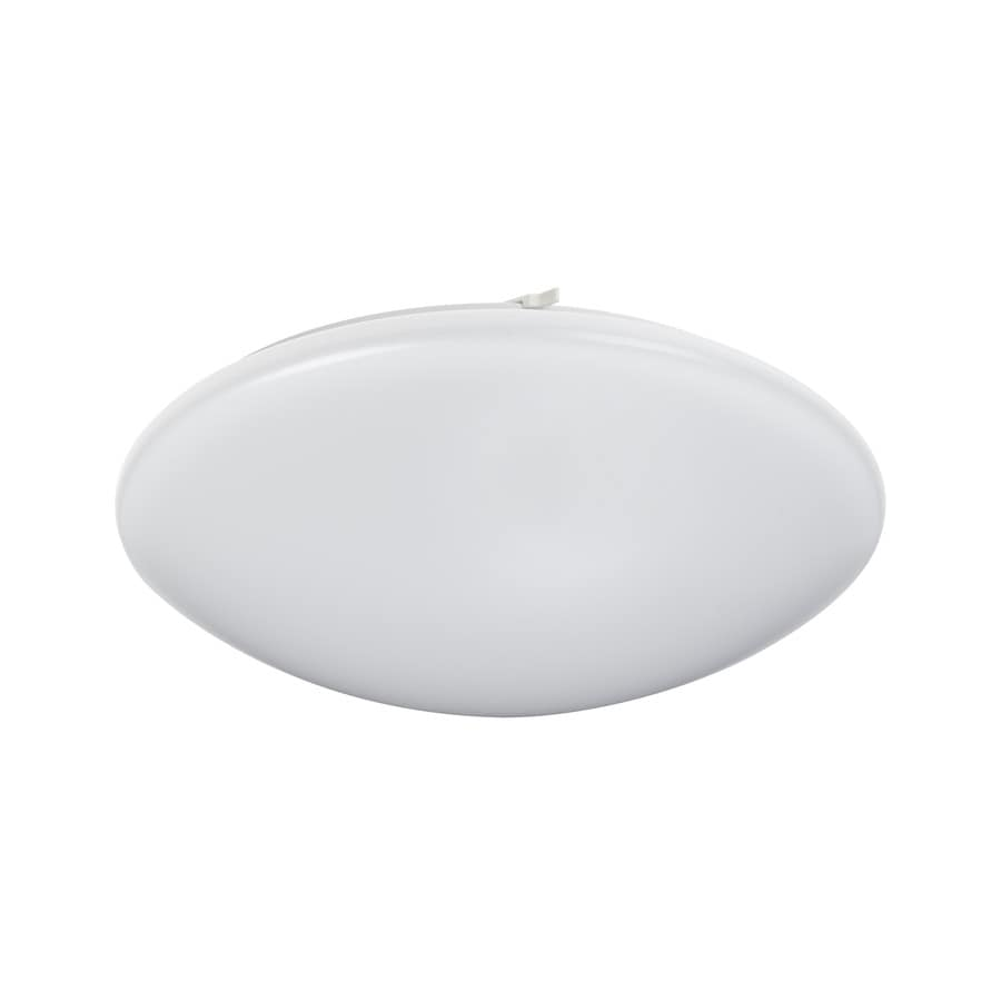 Shop ceiling light mounts at lowes maximus white metal ceiling light mount mozeypictures