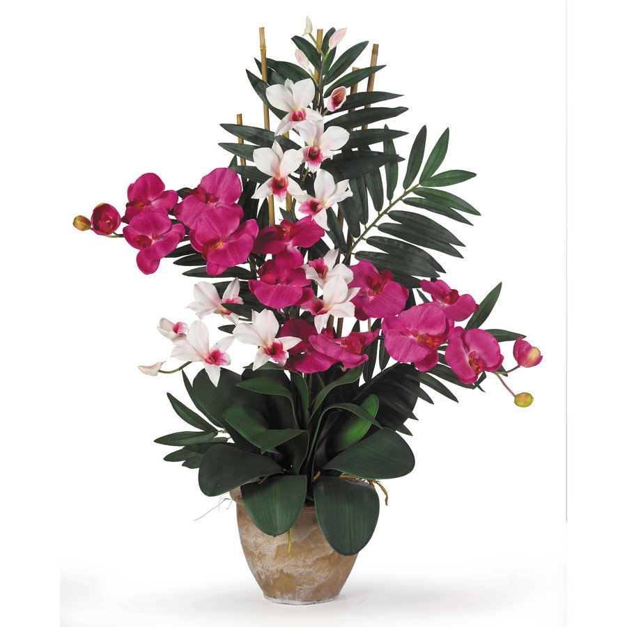 Nearly Natural 29-in Beauty Silk Arrangement