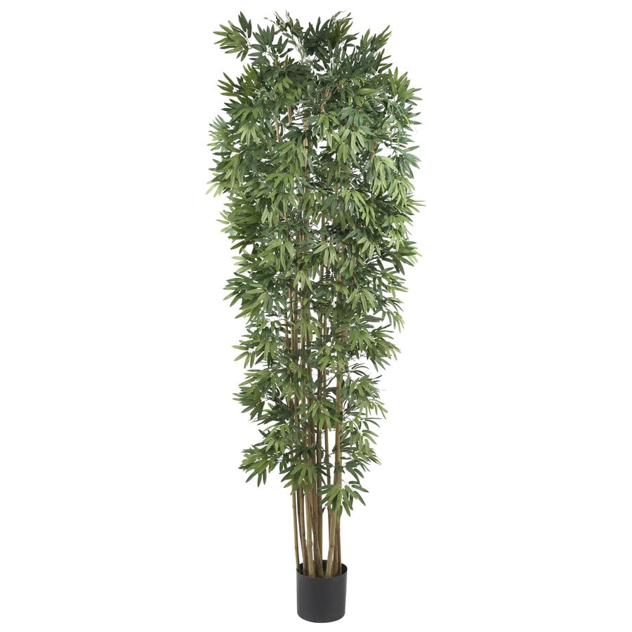 Nearly Natural 84-in Natural Silk Tree