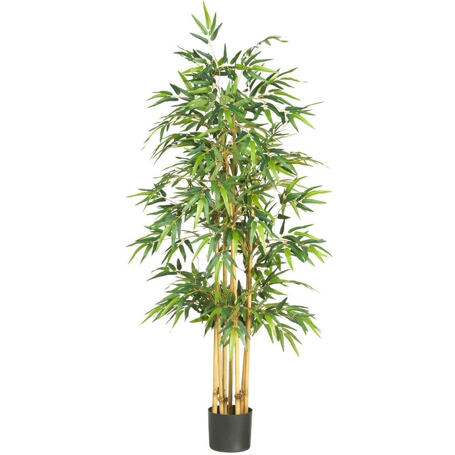 Nearly Natural 64-in Green Silk Tree