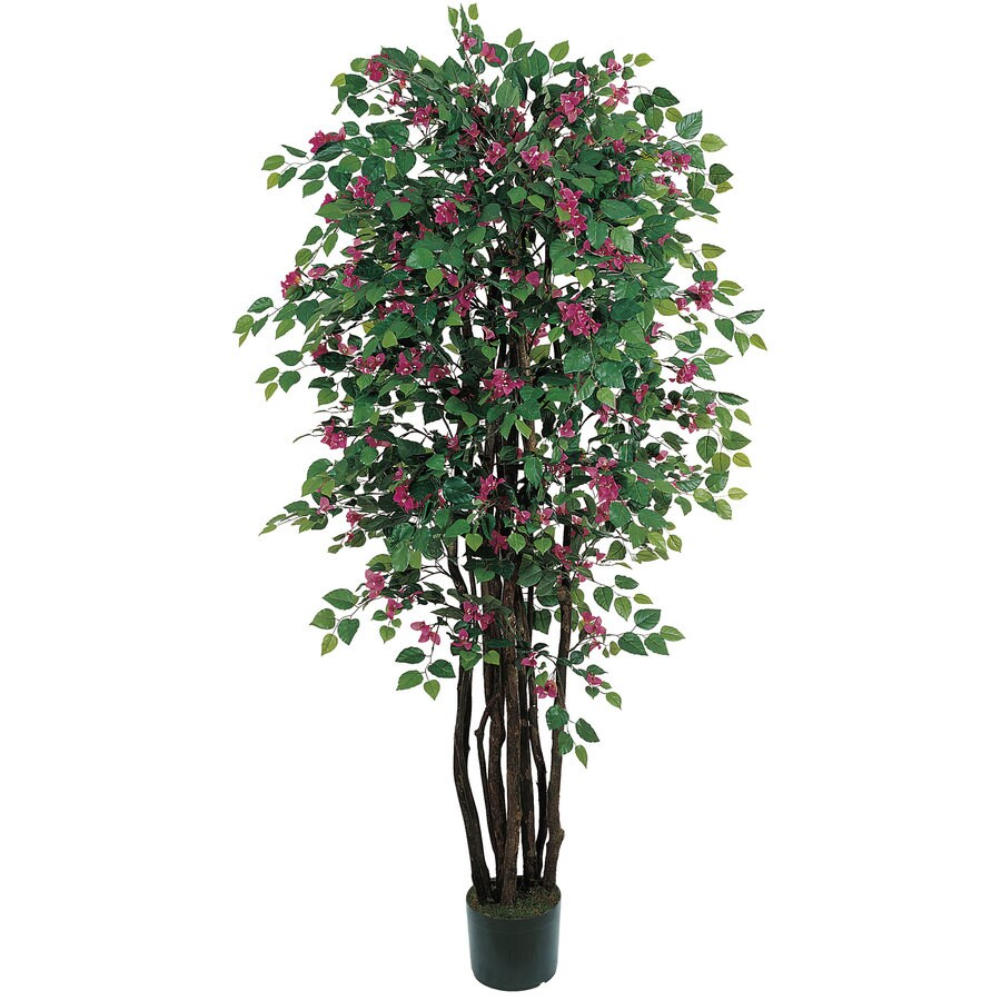 Nearly Natural 60-in Beauty Silk Tree