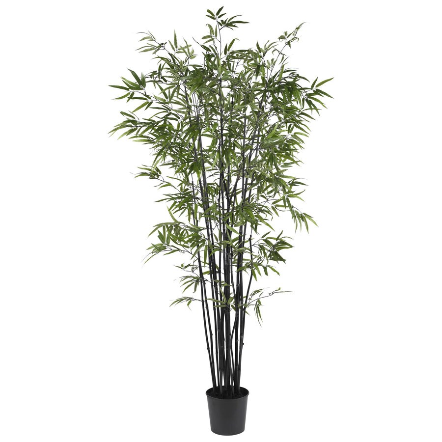 Nearly Natural 78-in Green Silk Tree