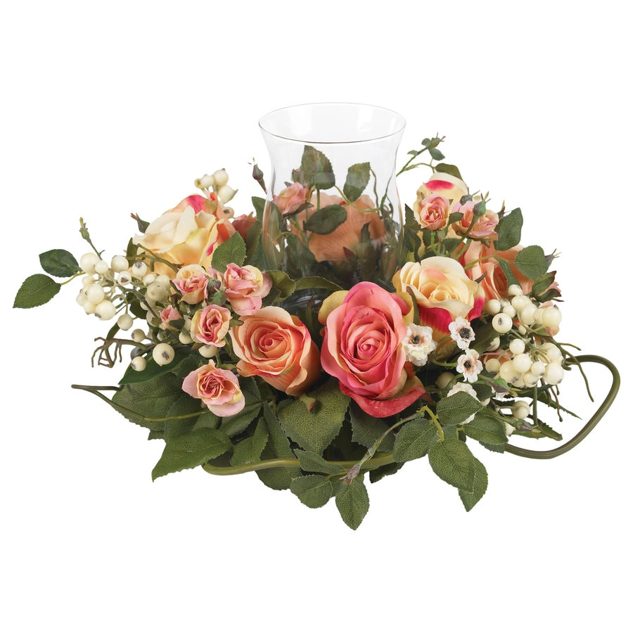 Nearly Natural 8.5-in Assorted Silk Arrangement