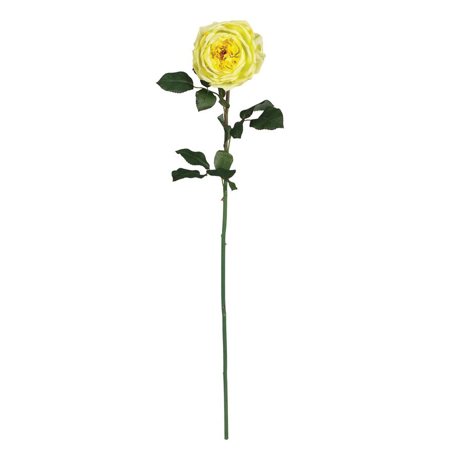 Nearly Natural 31-in Yellow Silk Flower