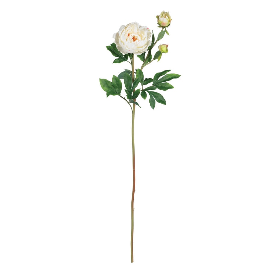 Nearly Natural 38.5-in White Silk Flower