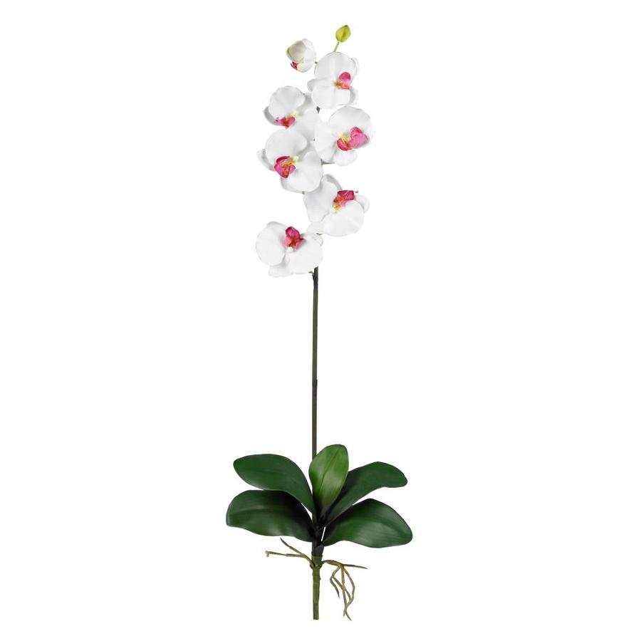 Nearly Natural 31.5-in White Silk Flower