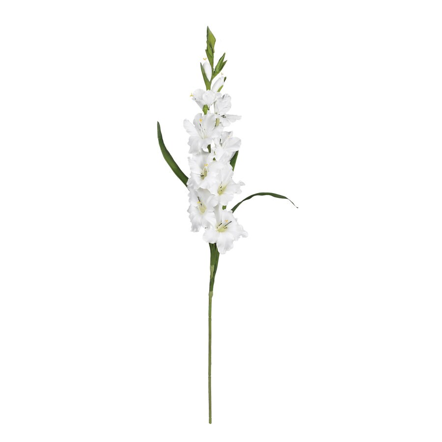 Nearly Natural 36-in White Silk Flower