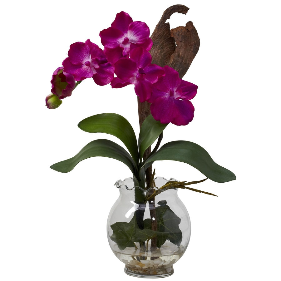 Nearly Natural 15-in Beauty Silk Arrangement
