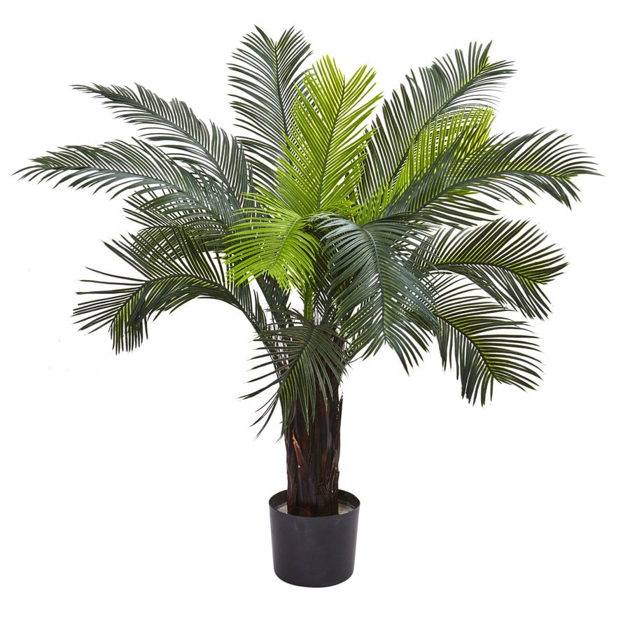 Nearly Natural 36-in Green Cycas