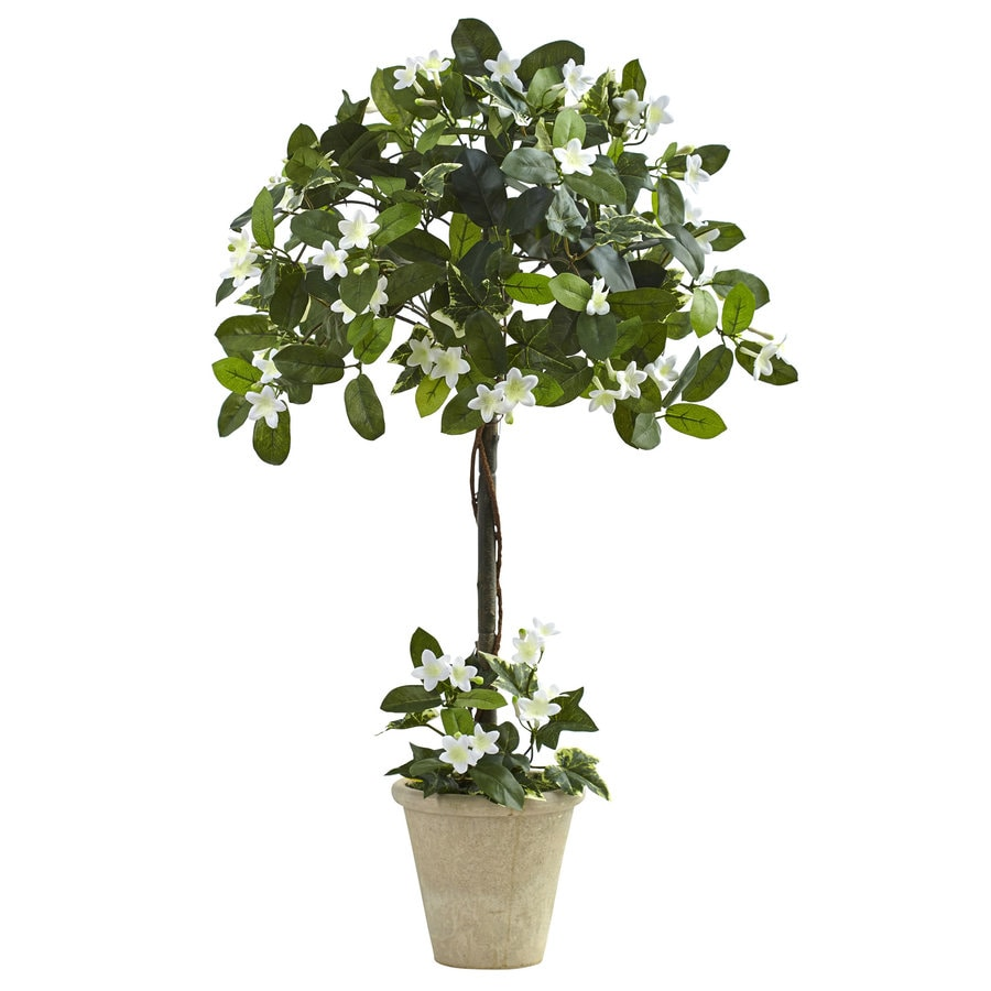Nearly Natural 36-in Green Stephanotis