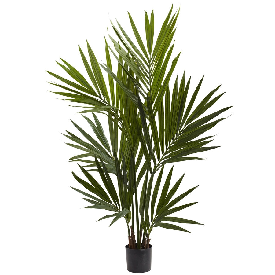 Nearly Natural 48-in Green Palm