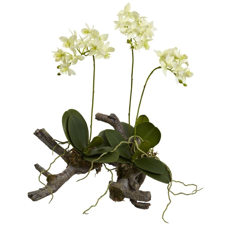 Nearly Natural 16-in Green Silk Arrangement