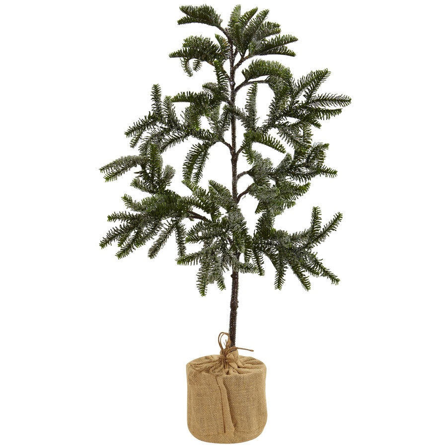 Nearly Natural 36-in Green Pine