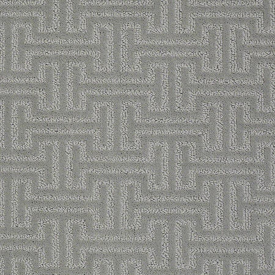 STAINMASTER Belle PetProtect Greyhound Cut and Loop Carpet Sample
