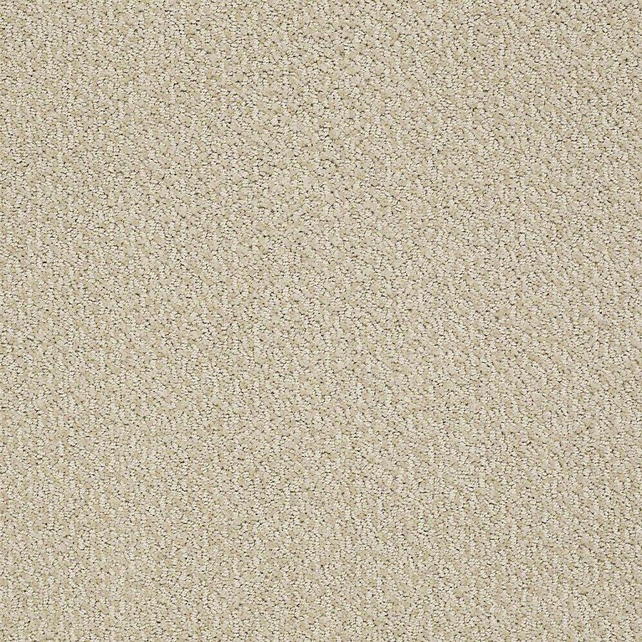 STAINMASTER PetProtect Bianca Sheepdog Berber/Loop Carpet Sample