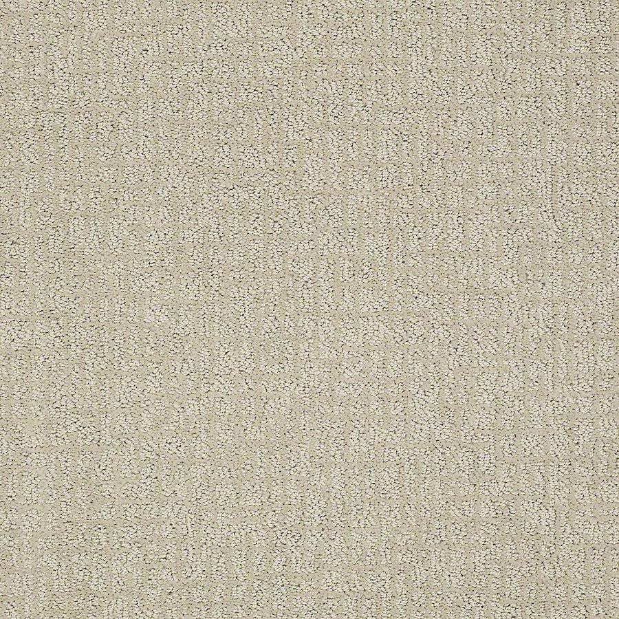STAINMASTER PetProtect Bitzy Piper Berber/Loop Carpet Sample