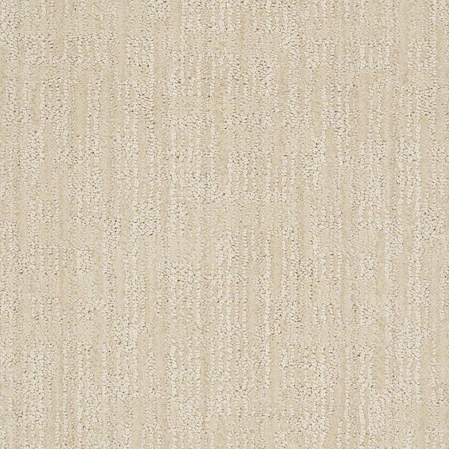 STAINMASTER Active Family Unmistakable Cameo Carpet Sample