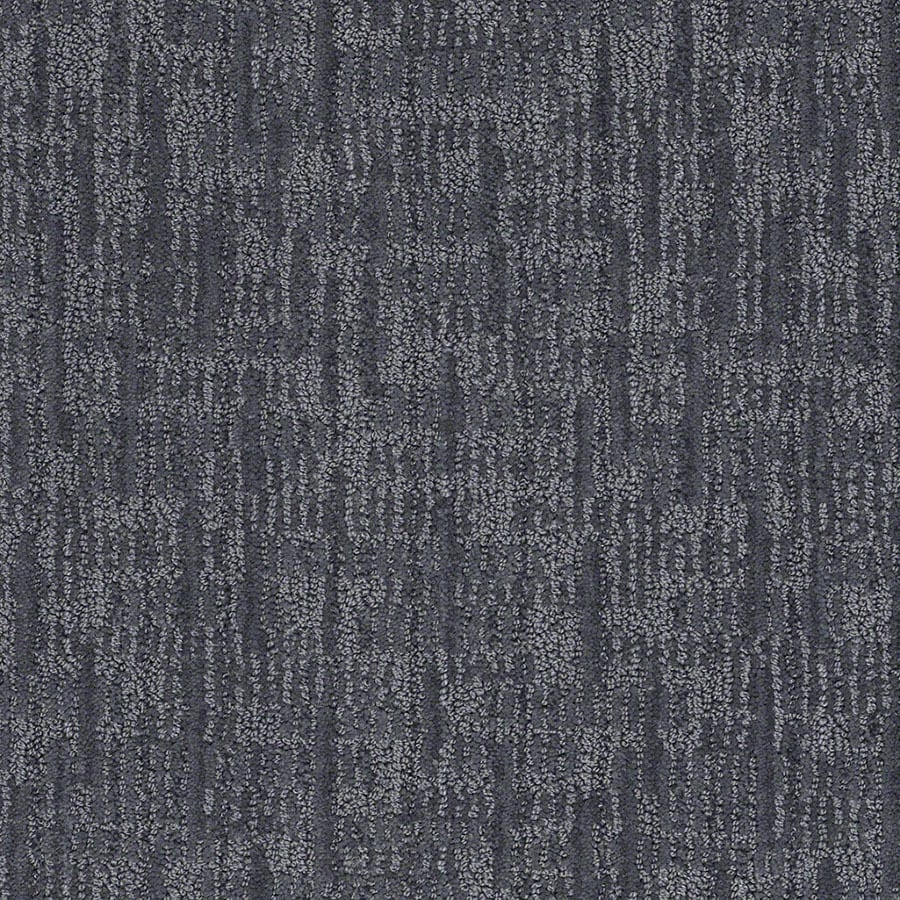 STAINMASTER Unmistakable Active Family Coastal Surf Cut and Loop Carpet Sample