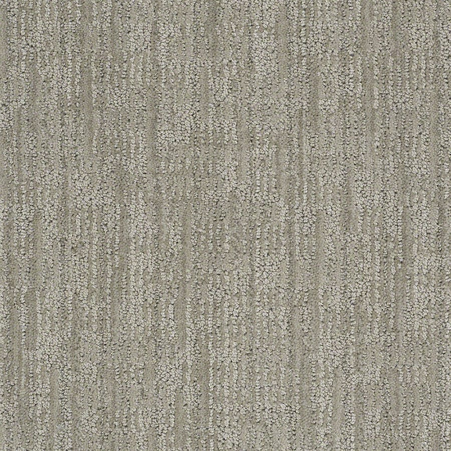 STAINMASTER Active Family Unmistakable City Loft Berber/Loop Carpet Sample