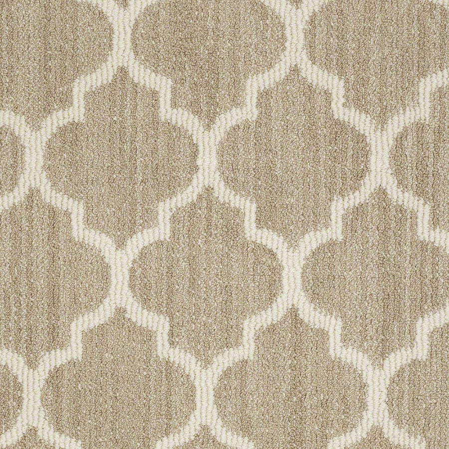 STAINMASTER Rave Review Active Family Fine Grain Berber Carpet Sample
