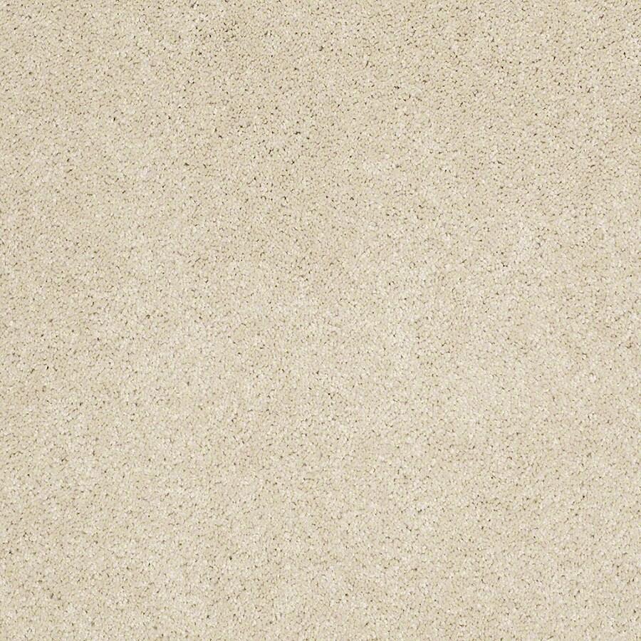 STAINMASTER Luscious IV (S) TruSoft Bone Plus Carpet Sample