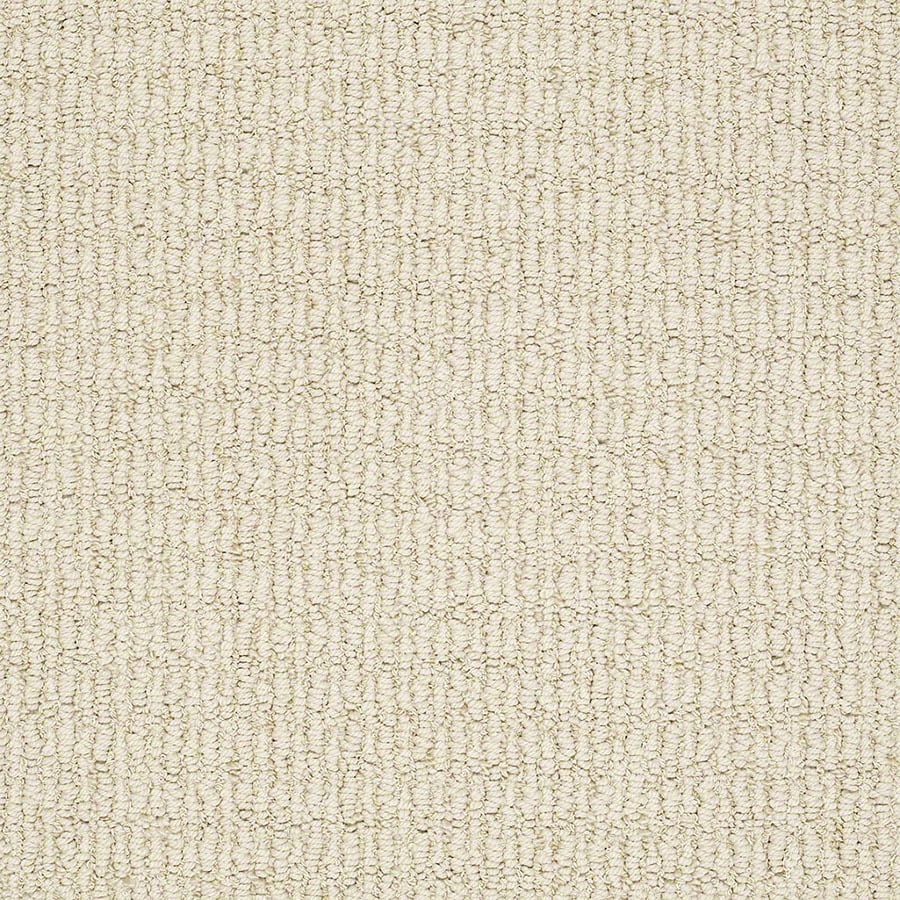STAINMASTER TruSoft Uneqivocal Buttercup Carpet Sample