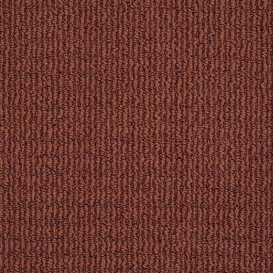 STAINMASTER Uneqivocal TruSoft Crimson Berber Carpet Sample