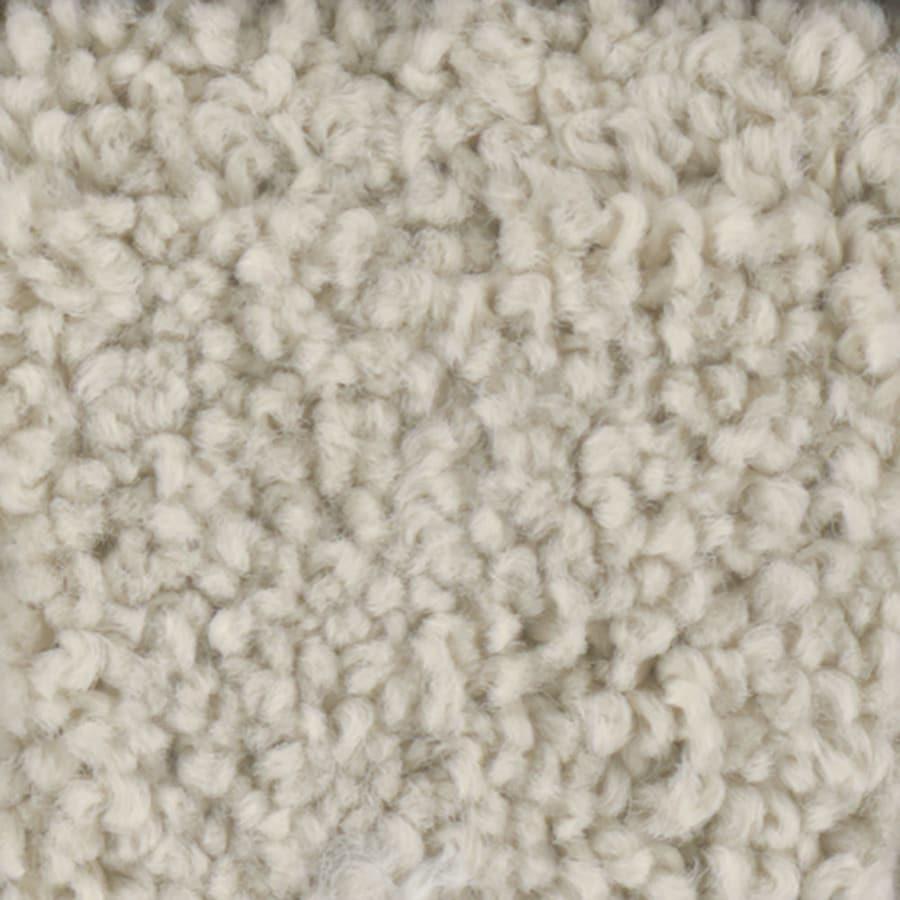 STAINMASTER Subtle Beauty TruSoft Khaki Plush Carpet Sample