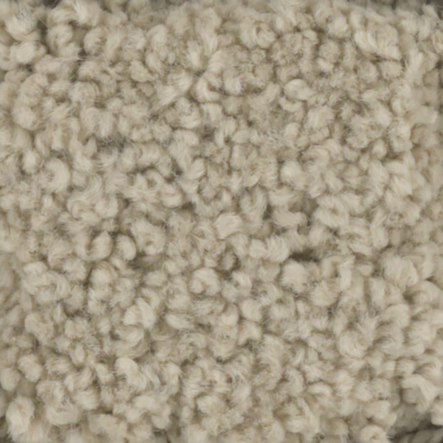 STAINMASTER Subtle Beauty Trusoft Tee Pee Plus Carpet Sample