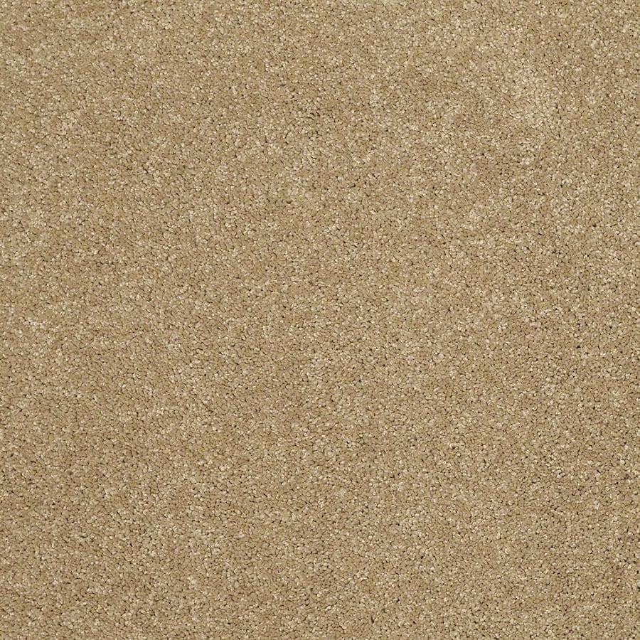 STAINMASTER Classic I (S) TruSoft Cappuccino Plus Carpet Sample