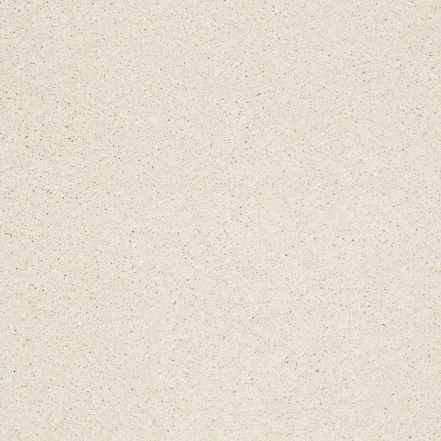 STAINMASTER TruSoft Classic II (S) Linen Plush Carpet Sample