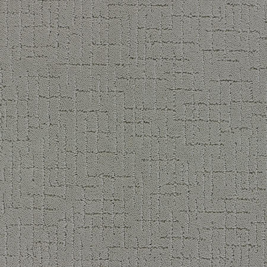 STAINMASTER TruSoft Gates Mills Glaze Berber/Loop Carpet Sample