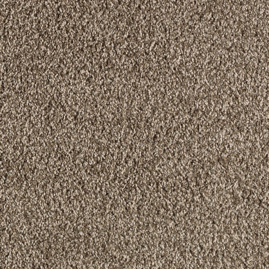 STAINMASTER Seabourne Active Family Cobble Path Frieze Carpet Sample. Shop STAINMASTER Seabourne Active Family Cobble Path Frieze Carpet