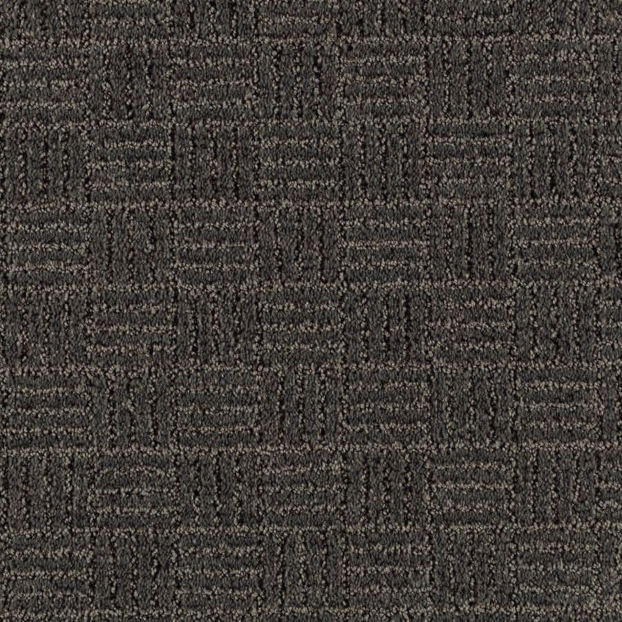 STAINMASTER Essentials Stylesboro Dark Shadows Carpet Sample